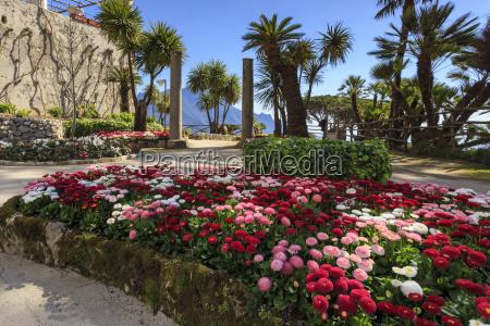 stunning gardens of villa rufolo in