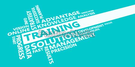 training presentation background